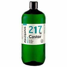 Naissance Huile de Ricin BIO (n° 217) Pressée à froid - 1 litre – 100% pure