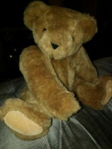 TEDDY BEAR REAL Authentic Vermont Hand Made
