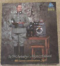 """Hizo figura de acción principales alemán achbach 1/6 12"""" en caja caliente Juguete ww11 Dragon"""