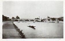 Kingston Bridge Kingston upon Thames London Unused Original Postcard (RTH)
