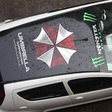 reflektierend sticker Aufkleber UMBRELLA CORPORATION redident evil logo 70 cm