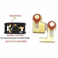 1Pair Charging Connector for Samsung Gear Fit 2 SM-R360/Fit 2 Pro SM-R365 Watch