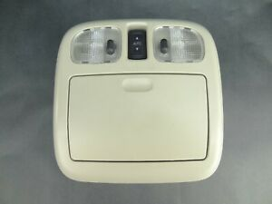 Fusion Milan Overhead Console Dome Light With Sunroof 06 07 08 09