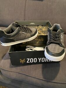 """Zoo York """"Huber"""", low top shoes Size-10"""