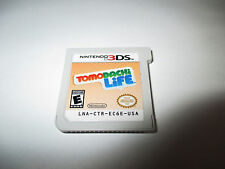 Tomodachi Life (Nintendo 3DS) XL 2DS Game