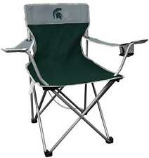 Michigan State University Spartans Kick Off Chair (2 Pack) Folding Tailgate