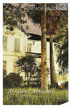 Absalom, Absalom! (Vintage Classics), Faulkner, William, New Book