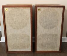 Vintage Pair of Acoustic Research AR-2AX Speakers