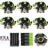 60000LM T6 Led Headlight Headlamp Camping Torch Lamp+18650 Battery+Charger lot