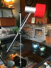 Stunning Vintage 1970s 1980s SIS Germany Articulated Boom Adjustable Lamp