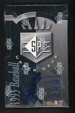 1993 Upper Deck SP Foil Baseball Factory Sealed Unopened Box #1