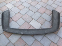 Porsche 911 930 Vintage Turbo / Carrera Whale Tail Soft Rubber Tail Section read