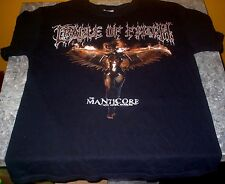 Cradle of Filth The Manticore and Other Horrors T-Shirt M Black Free US Shipping