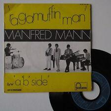 """Vinyle 45T Manfred Mann  """"Ragamuffin man"""""""