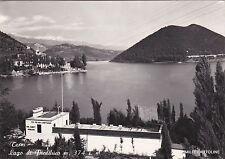 # LAGO DI PIEDILUCO - FEDERAZIONE ITALIANA CANOTTAGGIO  1958