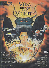 SEALED - Vida Despues De La Muerte DVD NEW Raul Araiza SHIPS NOW !