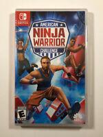 American Ninja Warrior (Nintendo Switch) - New - Fast Free Shipping