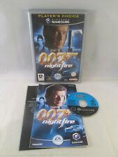 Nintendo Gamecube - 007 Nightfire James Bond