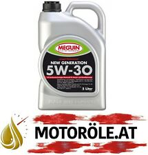 5l Meguin megol Motoröl New Generation SAE 5W-30 5 Liter