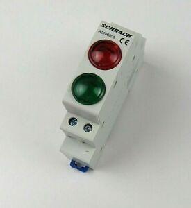Phasenkontrolle | 230VAC | Leuchtmelder | Meldeleuchte | rot grün | LED Leuchte