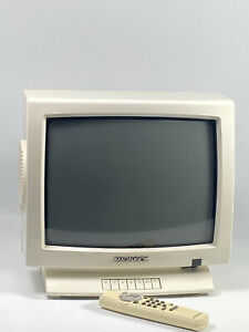 """13"""" Magnavox Television *WITH REMOTE* PR1395-X121 - (CHASSIS NO 13G602-00AA)"""