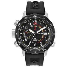 Citizen Men's Eco-Drive Promaster Altichron Watch BN5058-07E