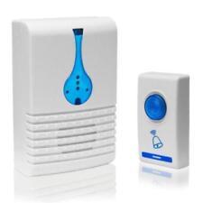 Wireless Door Bell Home Cordless Portable 32 Chime 100M Range Digital Doorbells