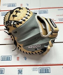 "NEW Wilson A2000 Pedroia Fit 33.00"" Baseball Glove: - Right Hand Thrower"