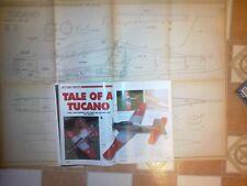 Plan de modelo de escala TUCANO Semi SPORT & escribir por C Carr