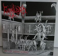 Goatlord The Last Sodomy Of Mary LP Black  Vinyl Record new