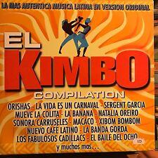 VARIOUS • El Kimbo Compilation • Doppio Vinile Lp • 2000 PLANET