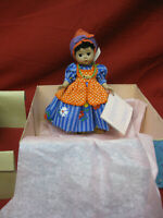 Vintage Madame Alexander Doll Jamaica with Original Box & Tag #17