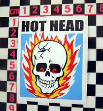 Risque d'explosion Sticker-hot rod street old skool Motorsport DRAG RACER rat