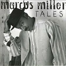 Marcus MILLER TALES Jazz Fusion R&B Rock Funk CD Dreyfus 1995 made in France