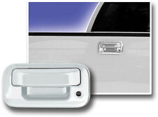 FORD F150 Chrome Tailgate Handle cover. 2004-2013 W/O CAMERA HOLE