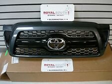 Toyota Tacoma Sport Painted Magnetic Gray 1G3 Honeycomb Grille Genuine OEM OE