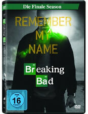 3 DVDs * BREAKING BAD - DIE FINALE SEASON # NEU OVP <