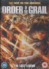 ORDER OF THE GRAIL - Sergio Peris-Mencheta, Natasha Yarovenko (NEW/SEALED DVD12)