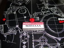 Ducati 748 Eprom Chip Open Exhaust 965014AAA Twin seat