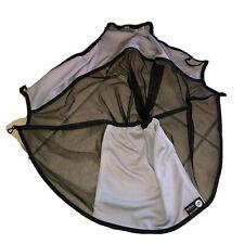 BRITAX Infant Car Seat Sun & Bug Cover UPF 50+ Blocks 98% UV Mosquitos Gray