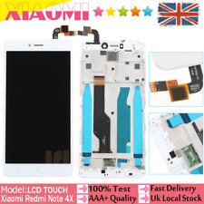 Full LCD Screen Display Touch Digitizer for XIAOMI REDMI Note4x Note 4x White
