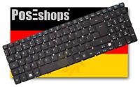 Orig. QWERTZ Tastatur Acer Aspire V5-551G V5-552G Serie Schwarz DE Backlit Neu