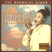 CD Ella Fitzgerald - The Memorial Álbum, Ltd.Ed