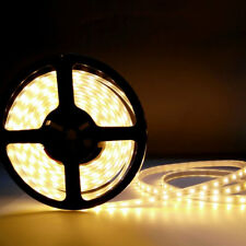 16ft 3528 Waterproof 300LED Strip Cutable Roll Rope 12Volt Car Home Decor Lights
