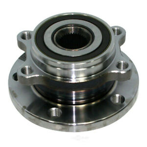 Wheel Bearing and Hub Assembly-Premium Hub Assemblies Front,Rear Centric