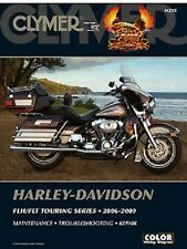 CLYMER MANUAL HARLEY DAVIDSON ROAD GLIDE SCREAMIN EAGLE 2009 FLTRSE3 SCREAMING
