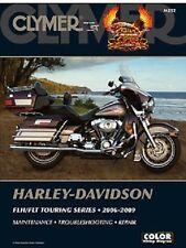 CLYMER MANUAL HARLEY DAVIDSON ROAD KING CUSTOM 2006-07, SCREAMING EAGLE 2007-08