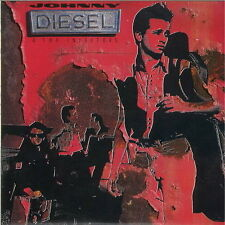 """12"""" Johnny Diesel & The Injectors (Cry In Shame, Burn) 80`s Chrysalis"""