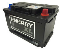 ENERGY XL 096 75ah CAR BATTERY CITROEN, FIAT, SEAT, HONDA, VOLVO, VAUXHALL,VW
