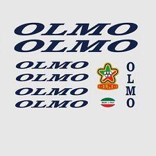 OLMO Bicicletta Telaio Adesivi-Decalcomanie-trasferisce n. 1